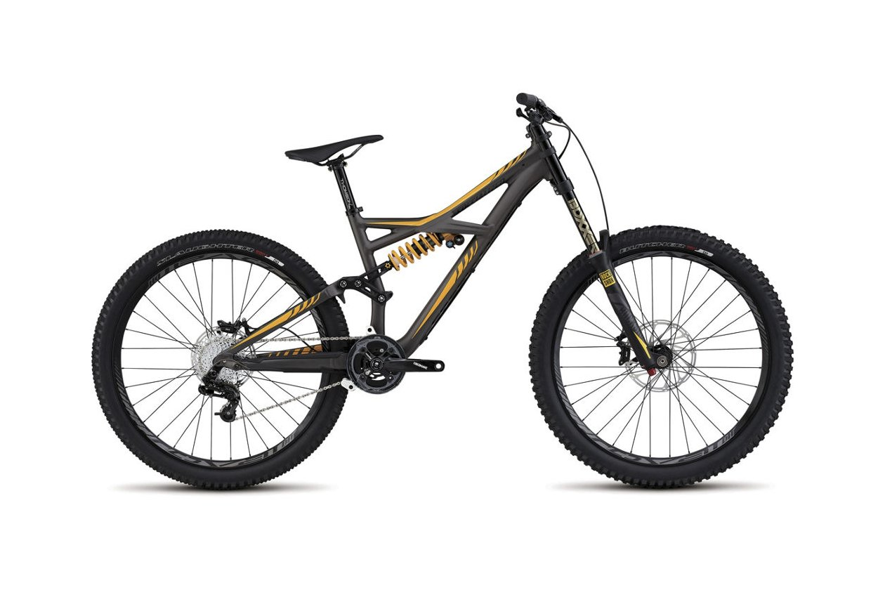 Specialized Enduro FSR  Expert Evo 650B - 2015 - 27,5 Zoll - Fully