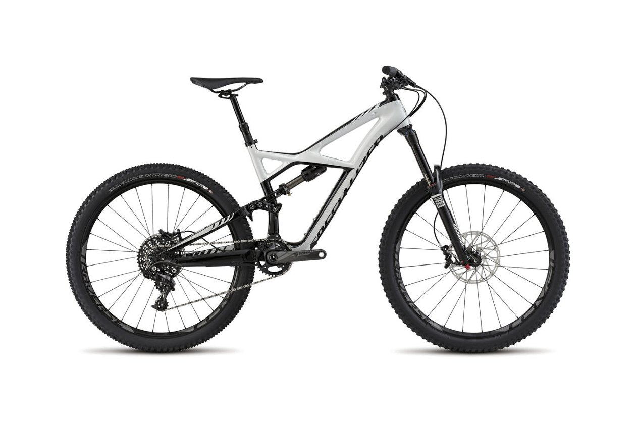 Specialized Enduro FSR Expert Carbon 650B - Auslaufmodell - 27,5 Zoll - Fully
