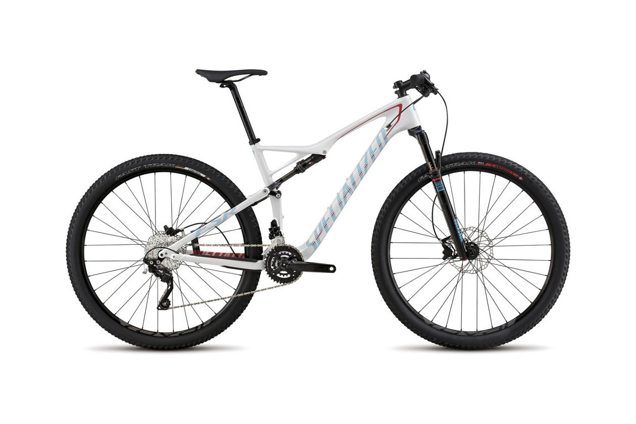 Specialized Epic FSR Comp Carbon - 2015 - 29 Zoll - Fully