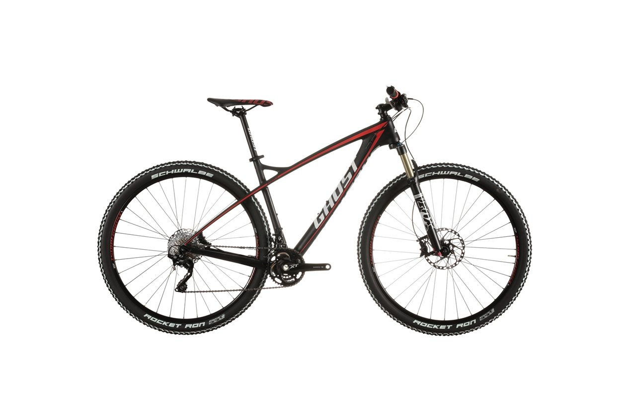 Ghost HTX 5 LC - 2015 - 29 Zoll - Hardtail