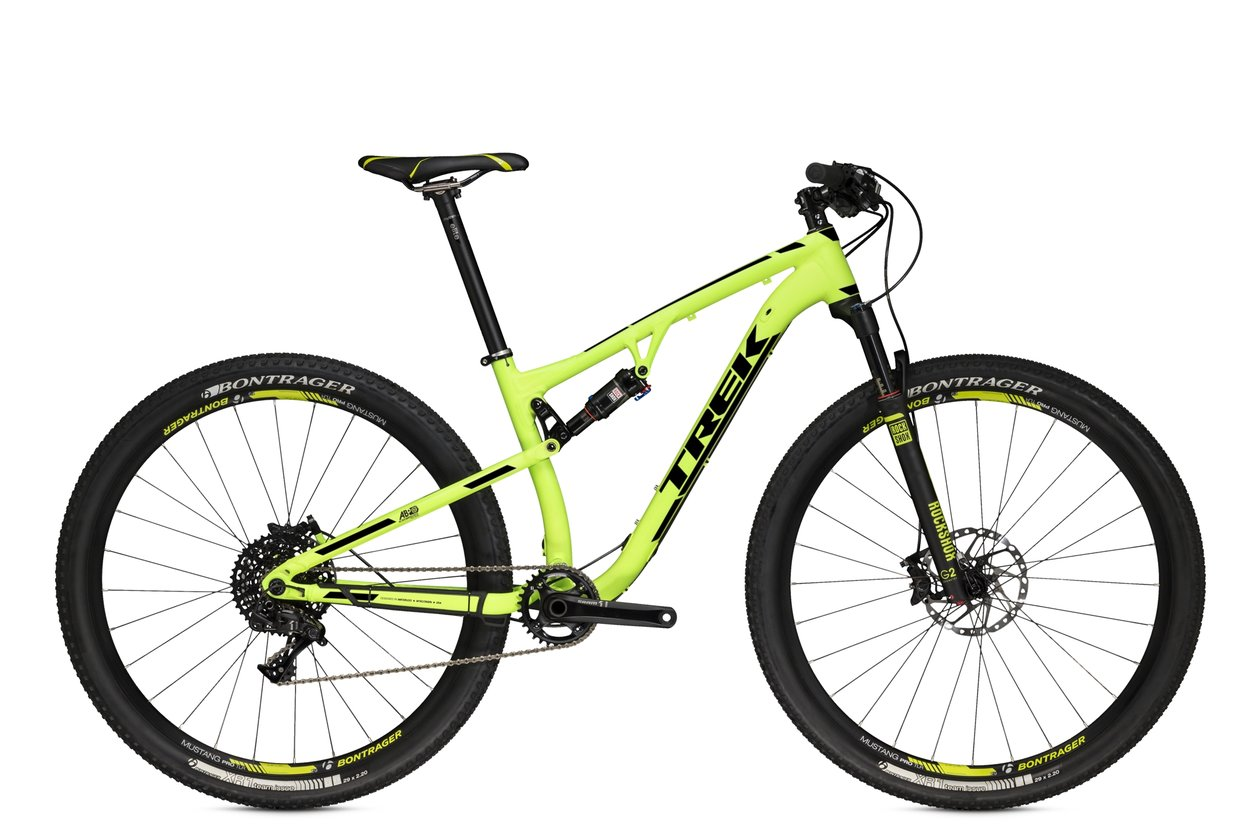 Trek Superfly FS 9 - 2015 - 29 Zoll - Fully