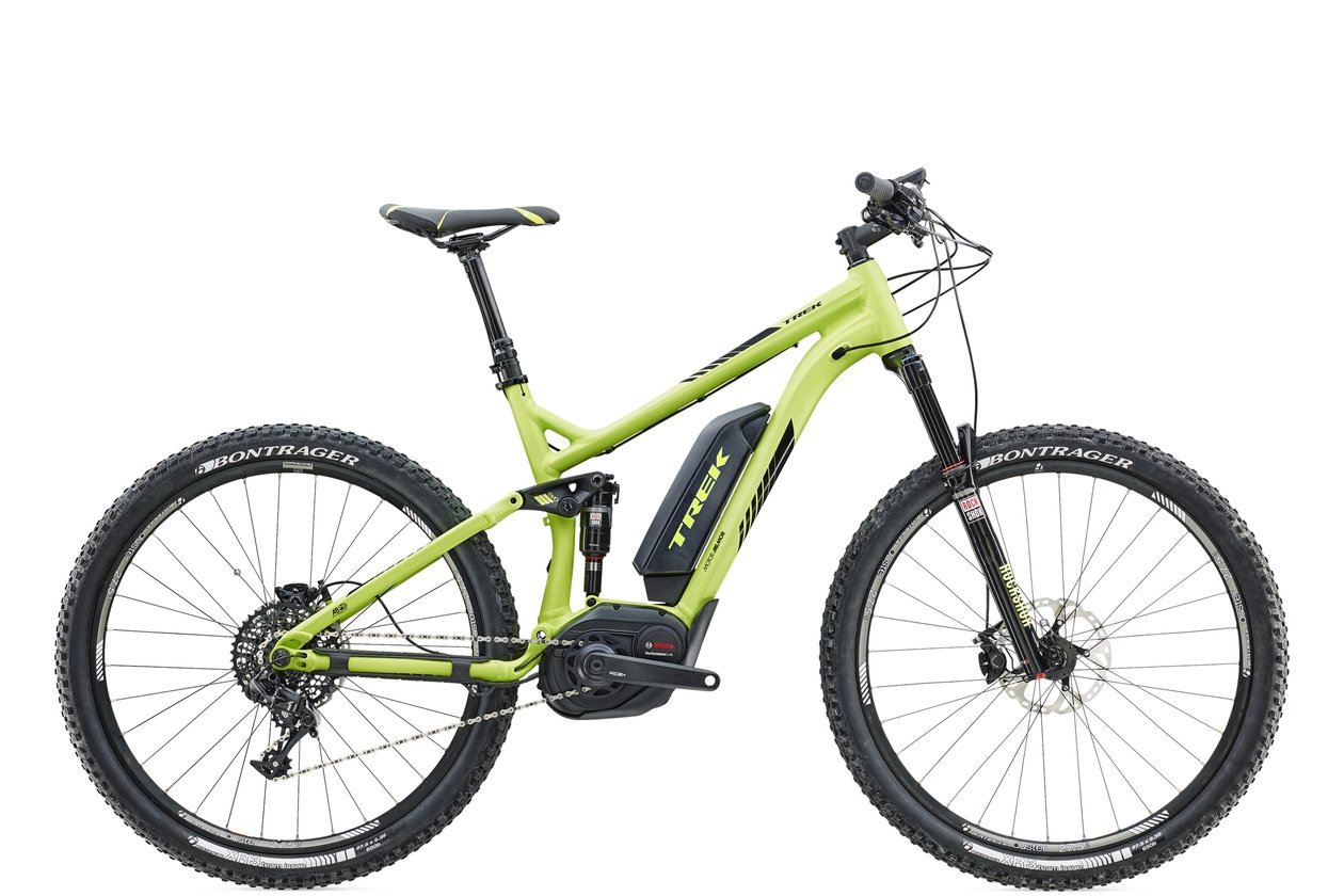 Trek Powerfly+ FS 9 - 2015 - 27,5 Zoll - Fully