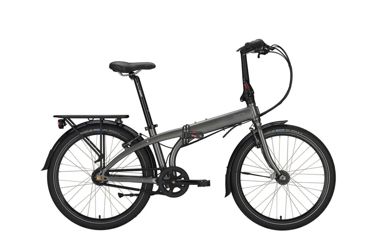 tern node d7i dr mit beleuchtung 2016 24 zoll g nstig kaufen fahrrad xxl. Black Bedroom Furniture Sets. Home Design Ideas