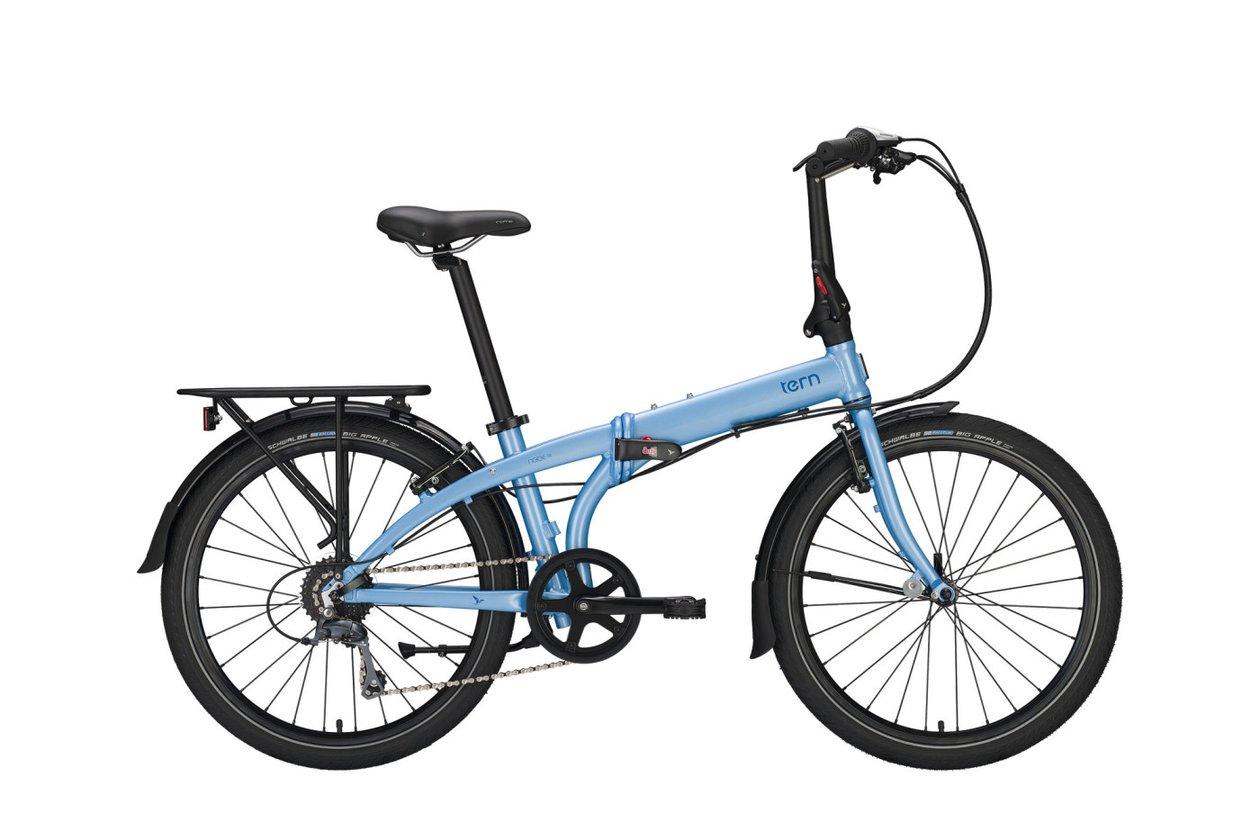 tern node d8 2016 24 zoll 9 fahrrad xxl. Black Bedroom Furniture Sets. Home Design Ideas