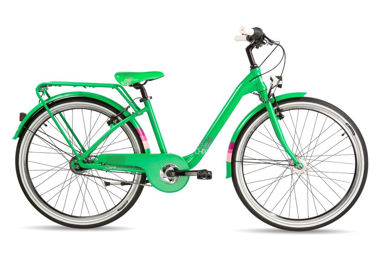 s 39 cool chix pro 26 7 s 2017 26 zoll bestellen fahrrad xxl. Black Bedroom Furniture Sets. Home Design Ideas