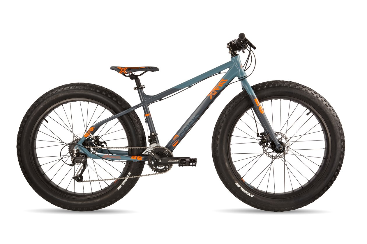 S'cool XT fat 26-18 - 2017 - 26 Zoll - Hardtail