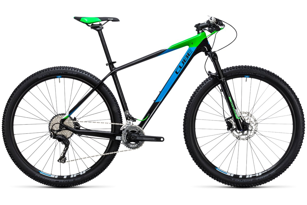 Cube Reaction GTC - 2017 - 29 Zoll - Hardtail
