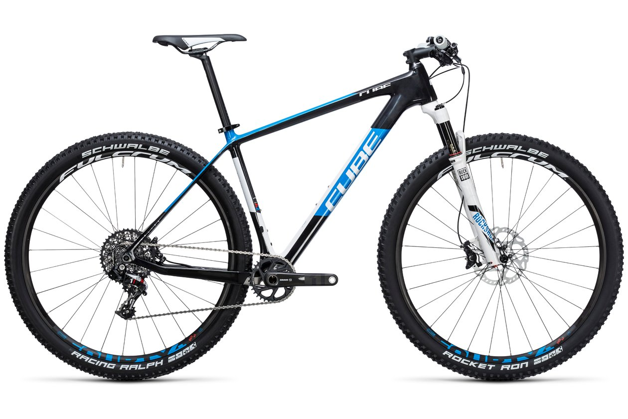 Cube Elite C:62 Race 29 - 2017 - 29 Zoll - Hardtail