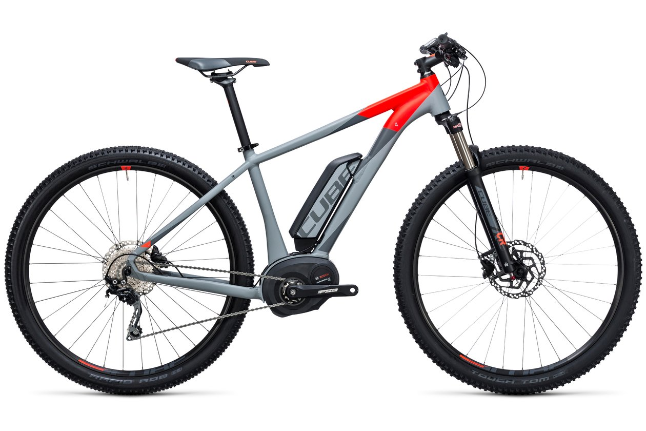 Cube Reaction Hybrid HPA Pro 400 - 2017 - 29 Zoll - Hardtail