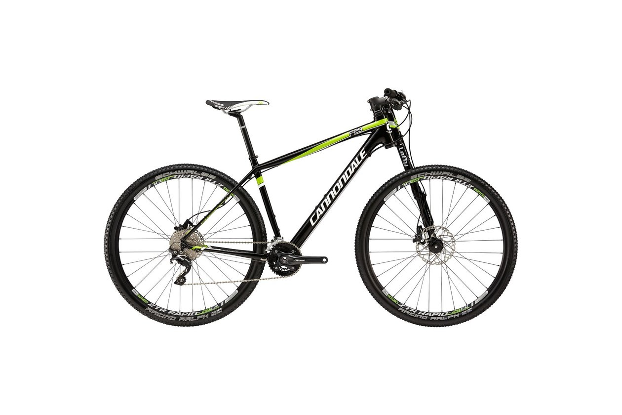 Cannondale F29 Carbon 4 - 2015 - 29 Zoll - Hardtail