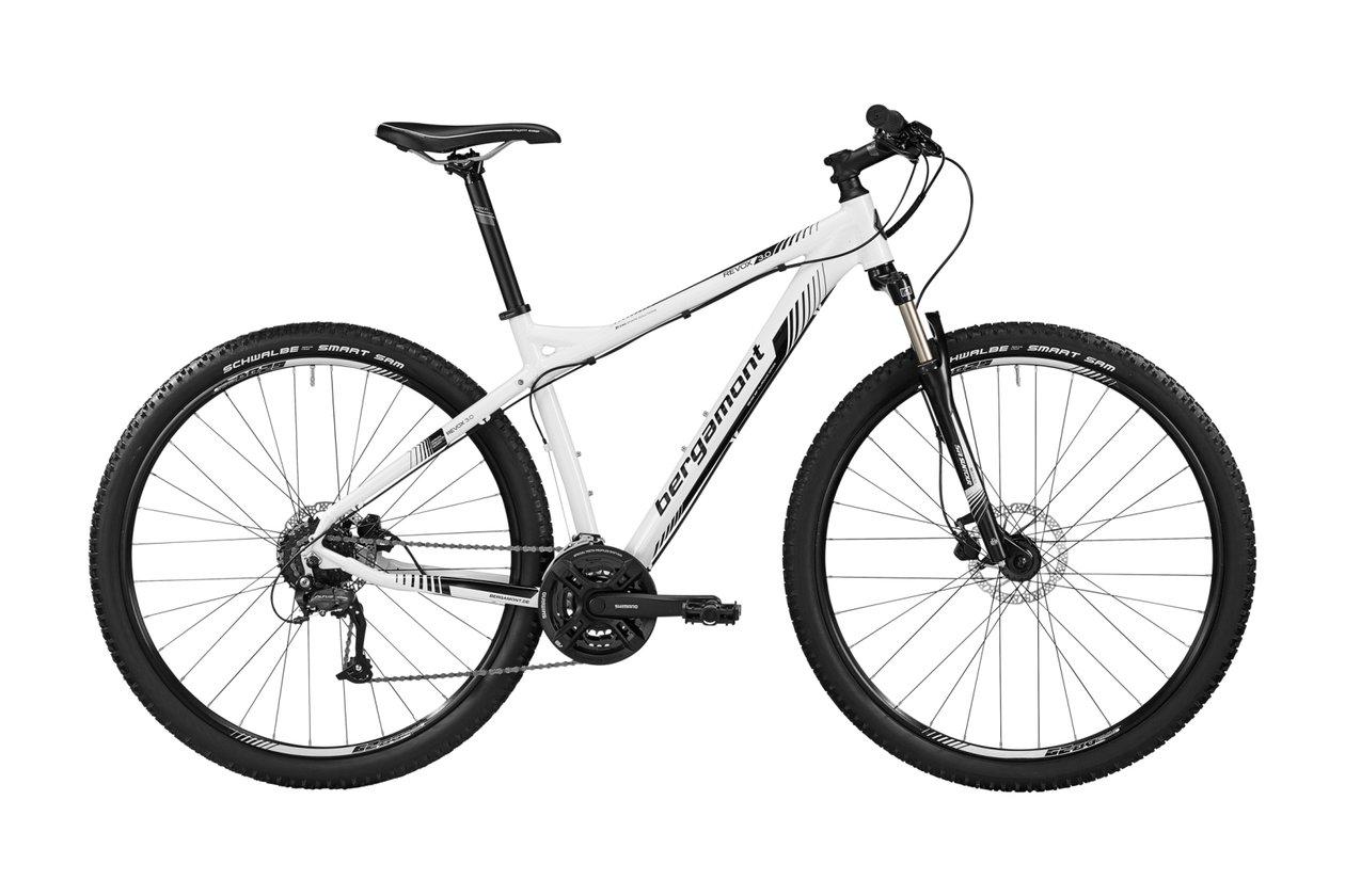 bergamont revox 3 0 white 2016 29 zoll 18 fahrrad xxl. Black Bedroom Furniture Sets. Home Design Ideas