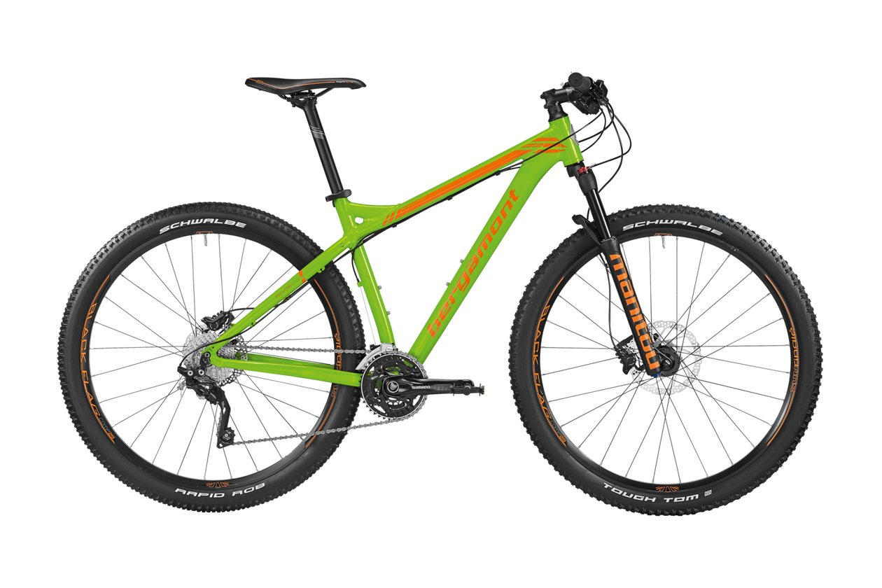 Bergamont Revox LTD Alloy green - 2016 - 29 Zoll - Hardtail
