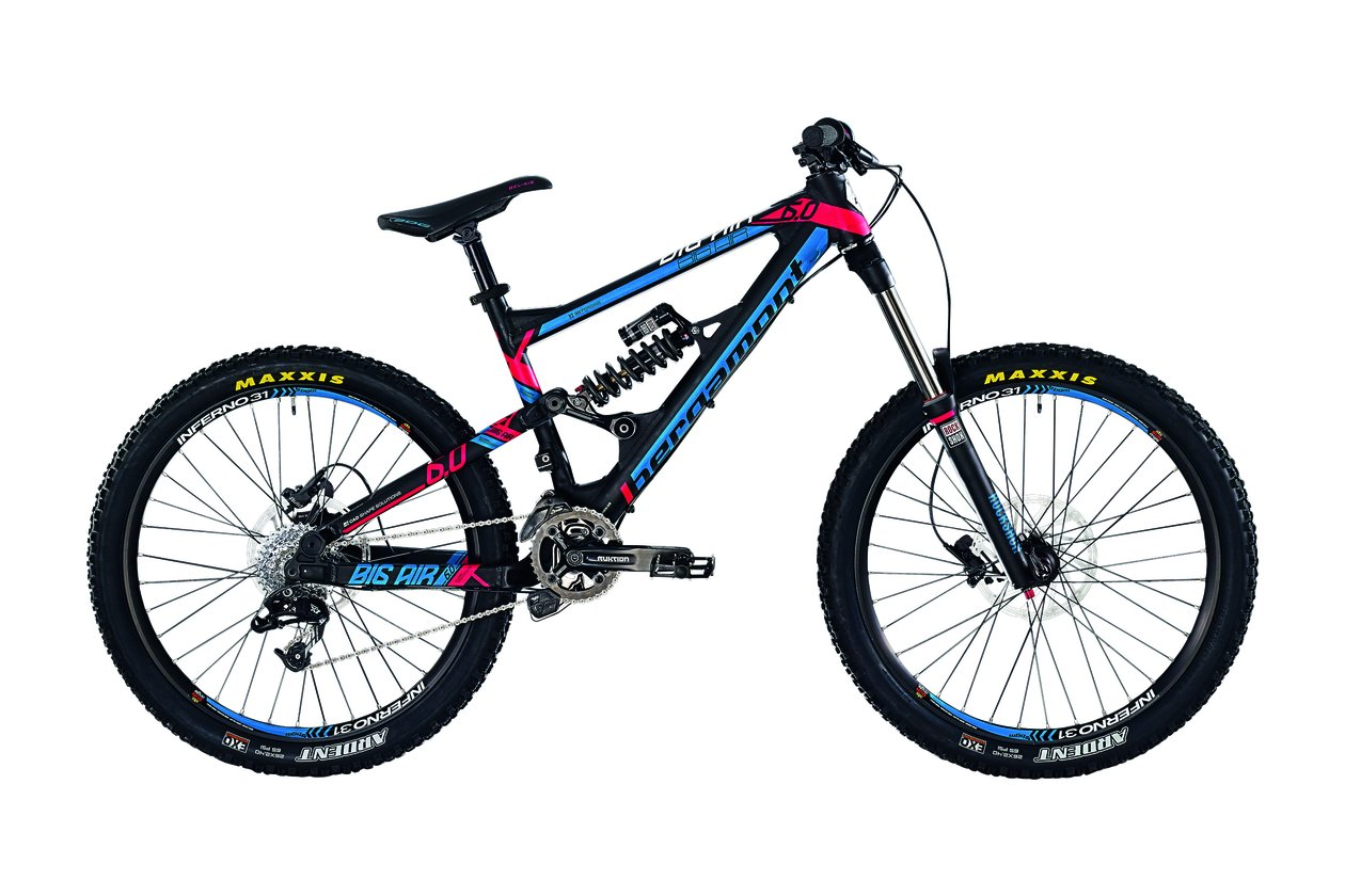 Bergamont Big Air 6.0 - 2015 - 26 Zoll - Hardtail