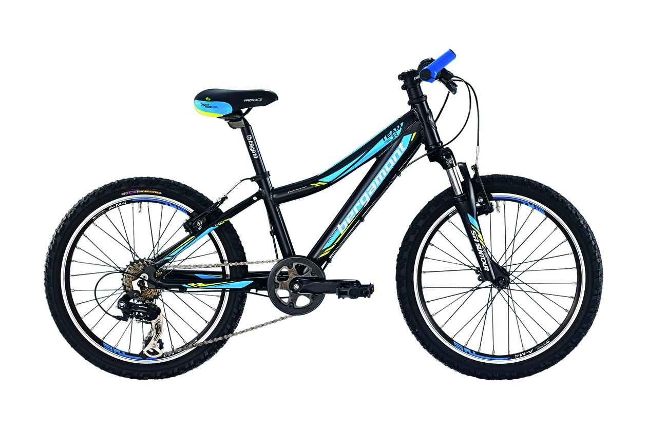 "Bergamont Team Junior 20"" - 2015 - 20 Zoll - Hardtail"