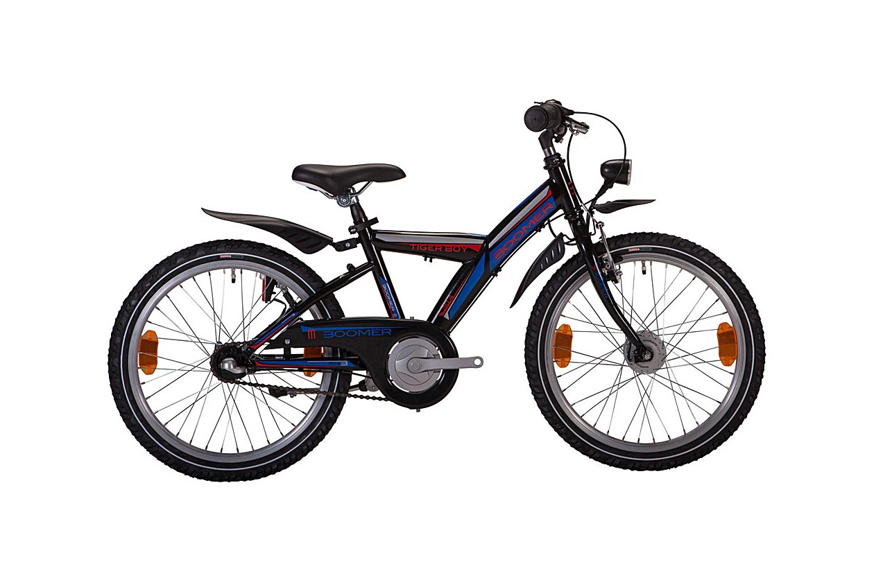 Boomer Tiger Boy 30.4 - 2014 - 20 Zoll - Y-Form