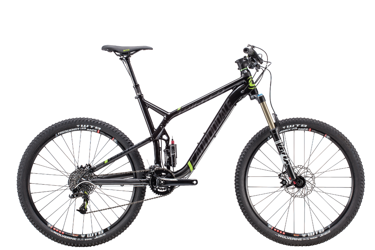 Cannondale Trigger Alloy 3 - 2016 - 27,5 Zoll - Fully