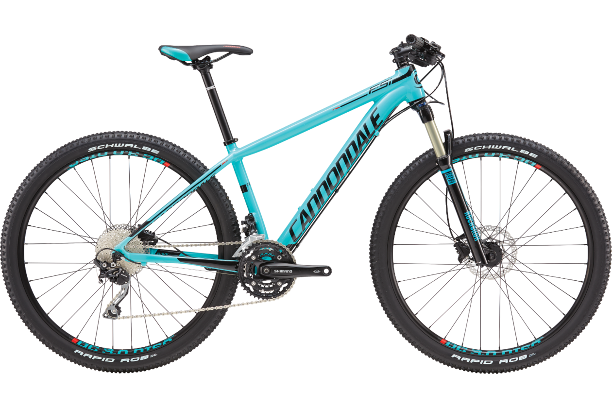 Cannondale F-Si Al 2 - 2016 - 27,5 Zoll - Hardtail