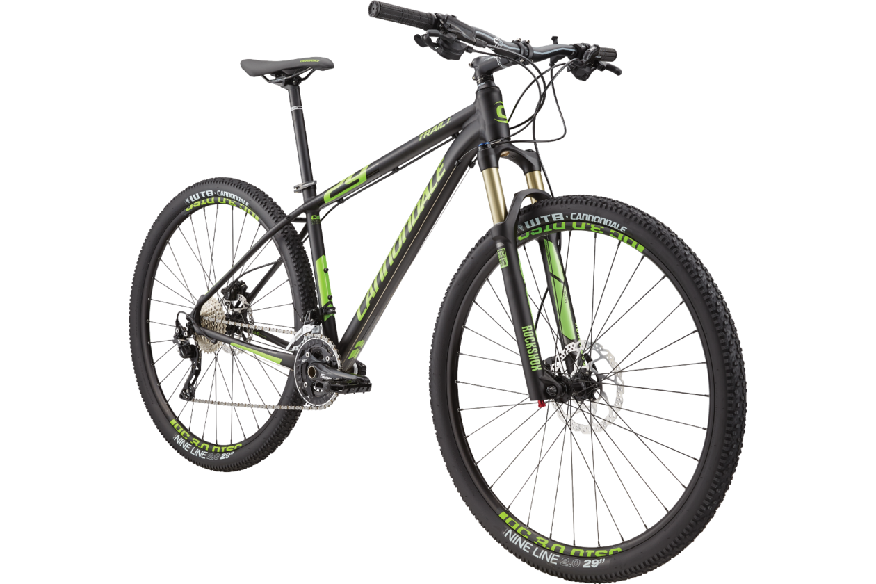 Cannondale Trail Al 1 - 2016 - 29 Zoll - Hardtail