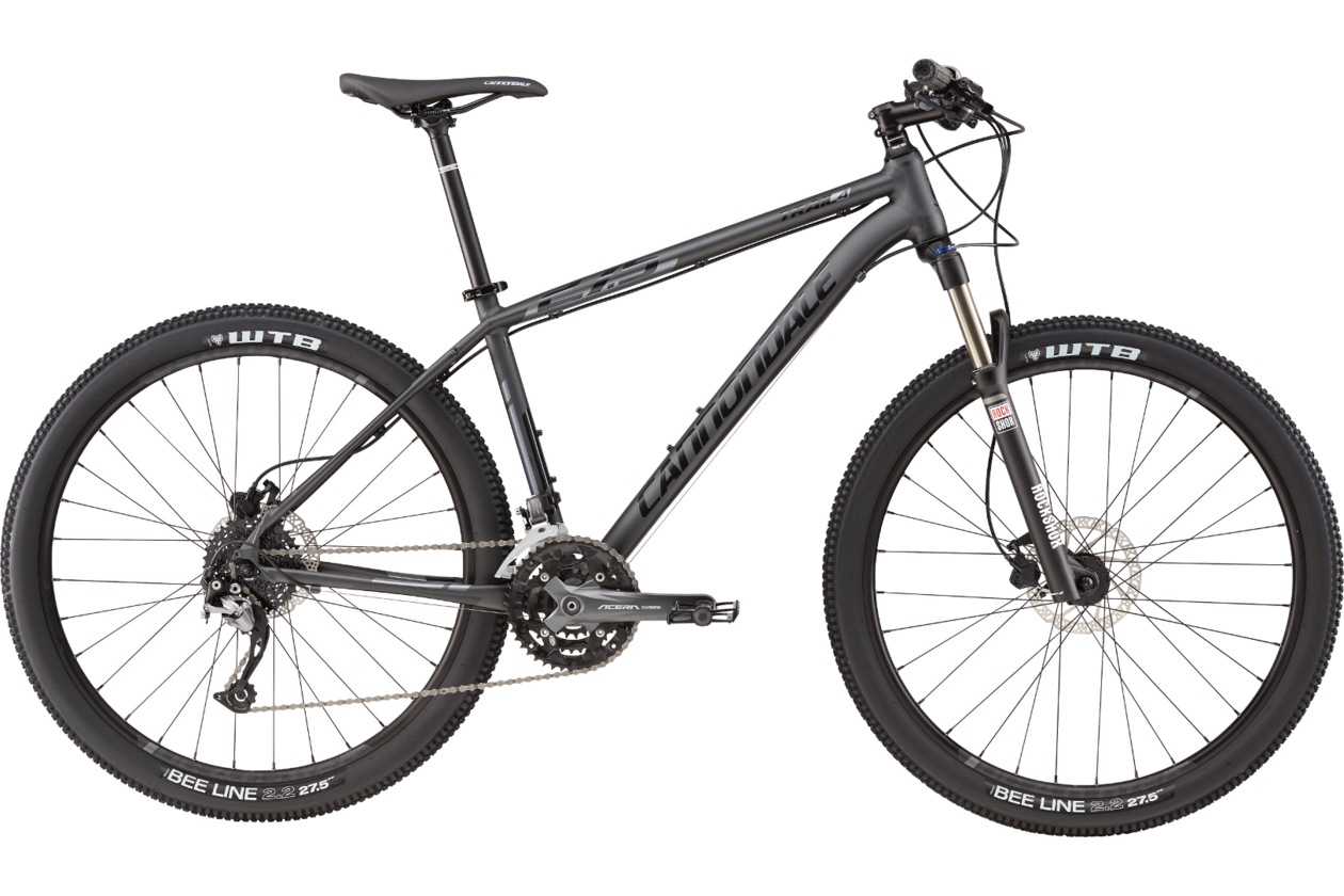 Cannondale Trail Al 4 - 2016 - 27,5 Zoll - Hardtail