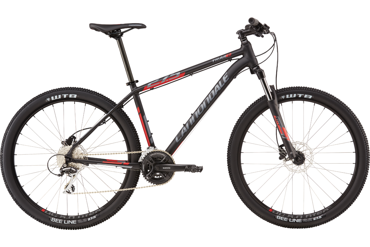 Cannondale Trail Al 6 - 2016 - 27,5 Zoll - Hardtail