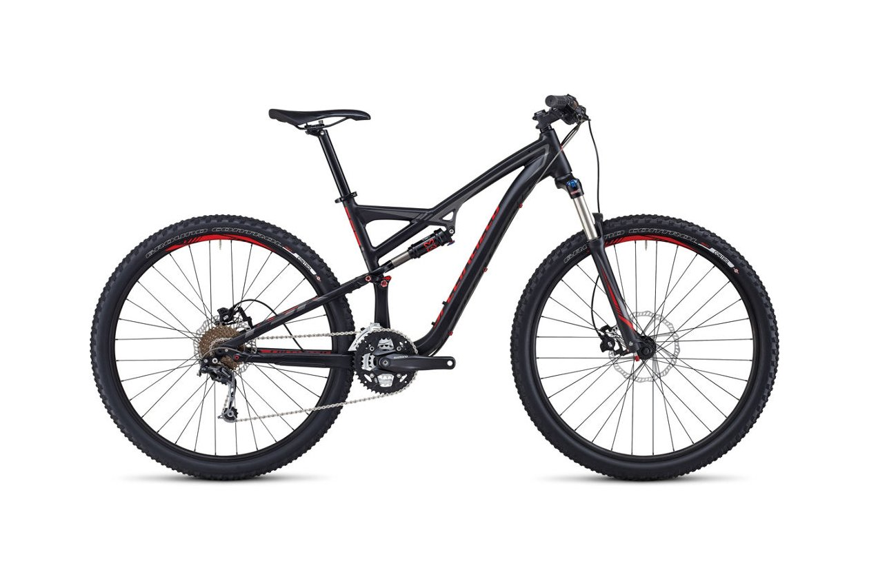Specialized Camber 29 - 2014 - 29 Zoll - Fully