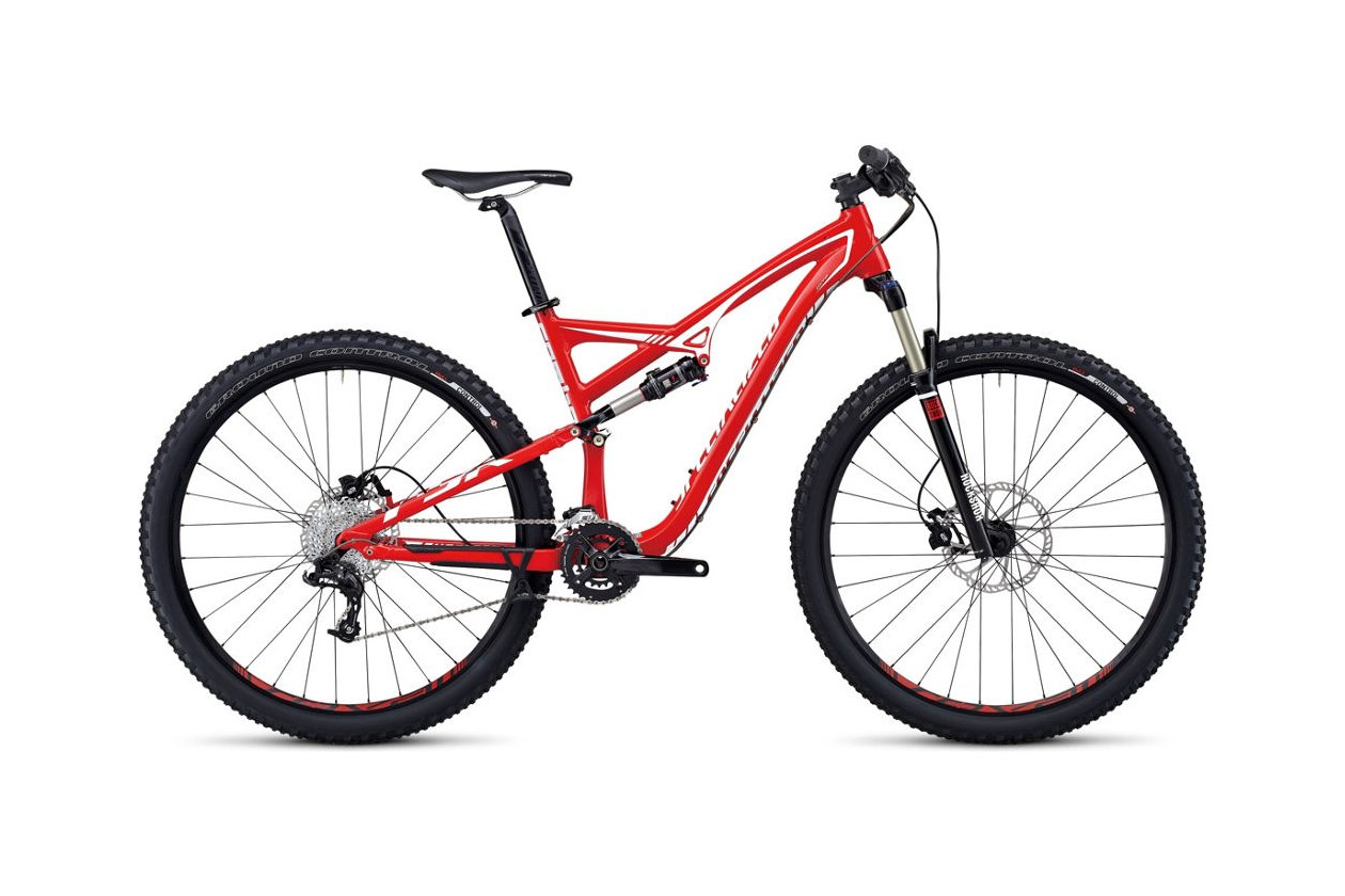 Specialized Camber FSR Comp 29 - 2014 - 29 Zoll - Fully