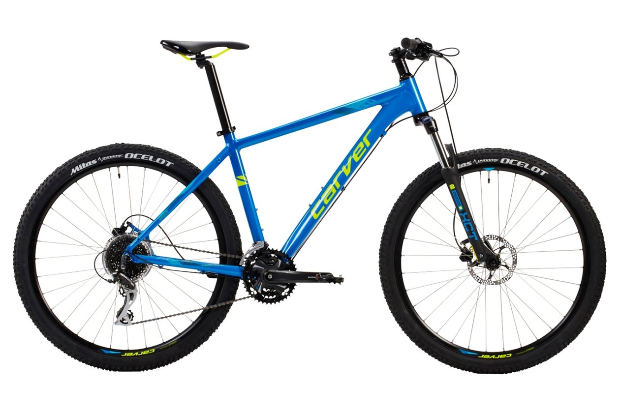 Carver PHT Ltd - 2016 - 27,5 Zoll - Hardtail