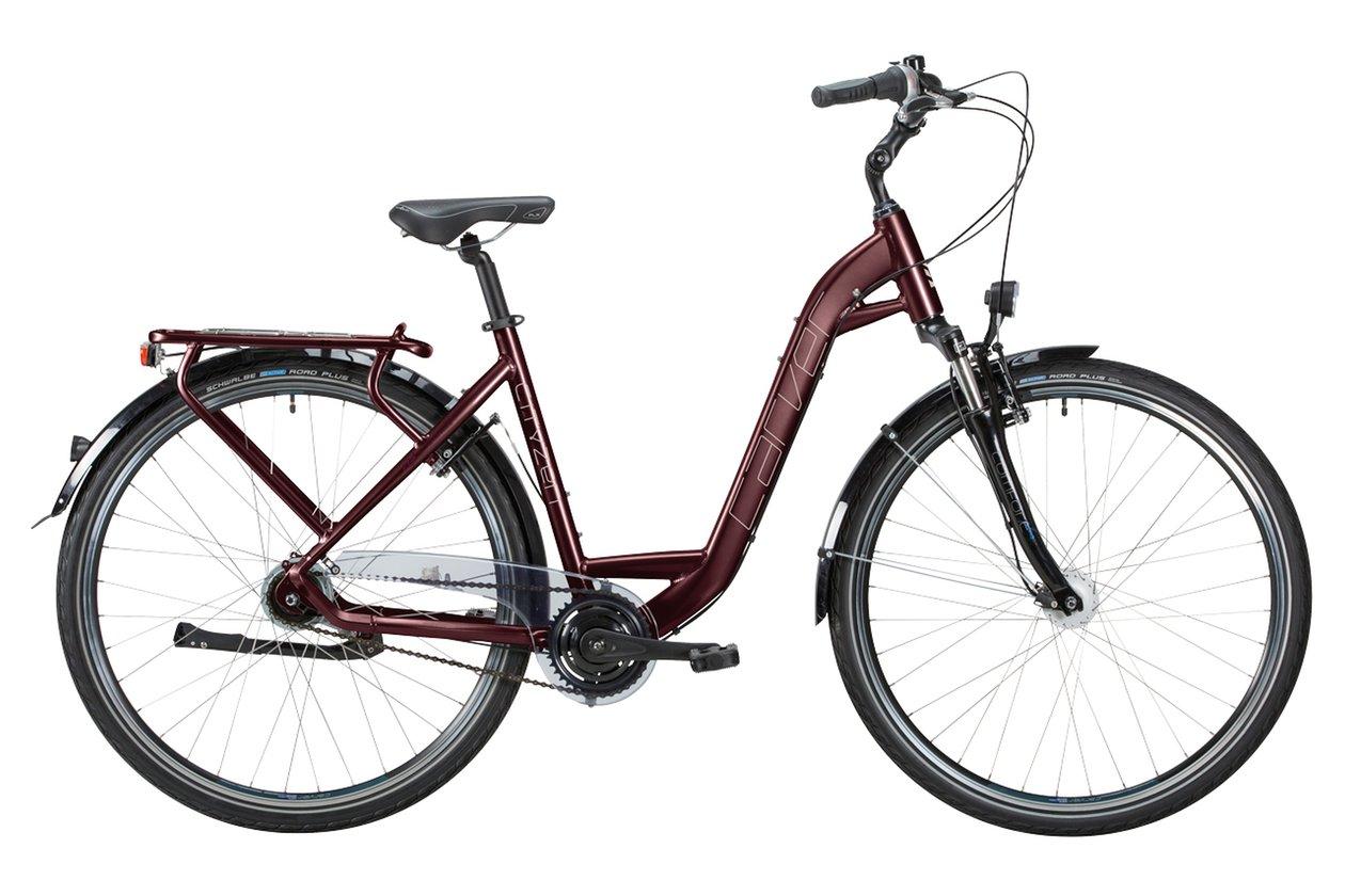 carver cityzen 130 28 zoll 5 fahrrad xxl. Black Bedroom Furniture Sets. Home Design Ideas