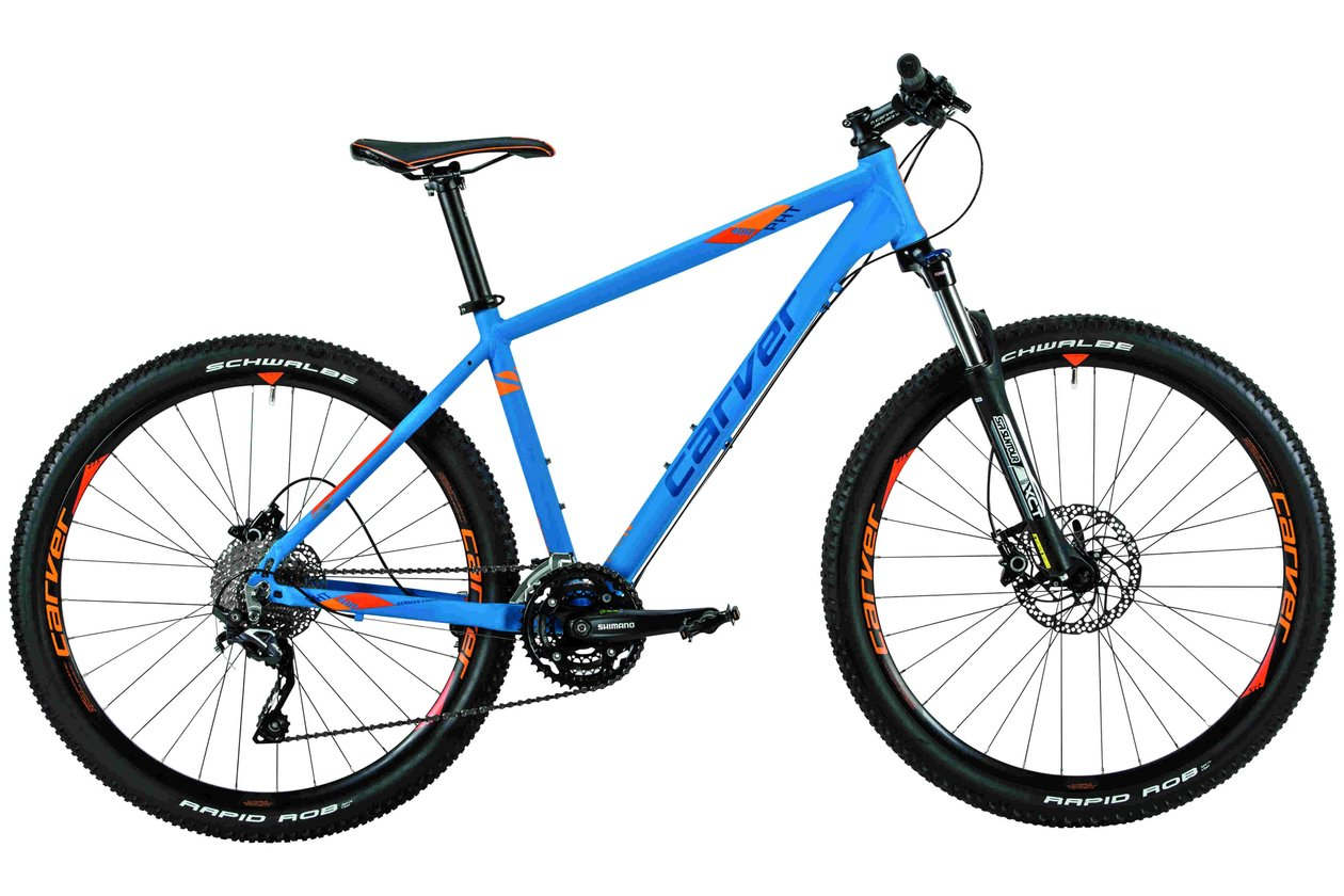 Carver PHT 400 - 2016 - 29 Zoll - Hardtail