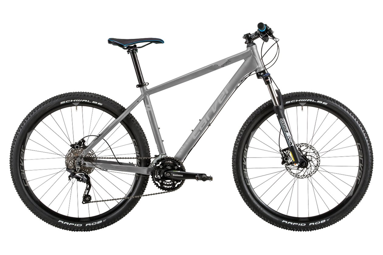Carver PHT 400 CPS Line - 2016 - 27,5 Zoll - Hardtail
