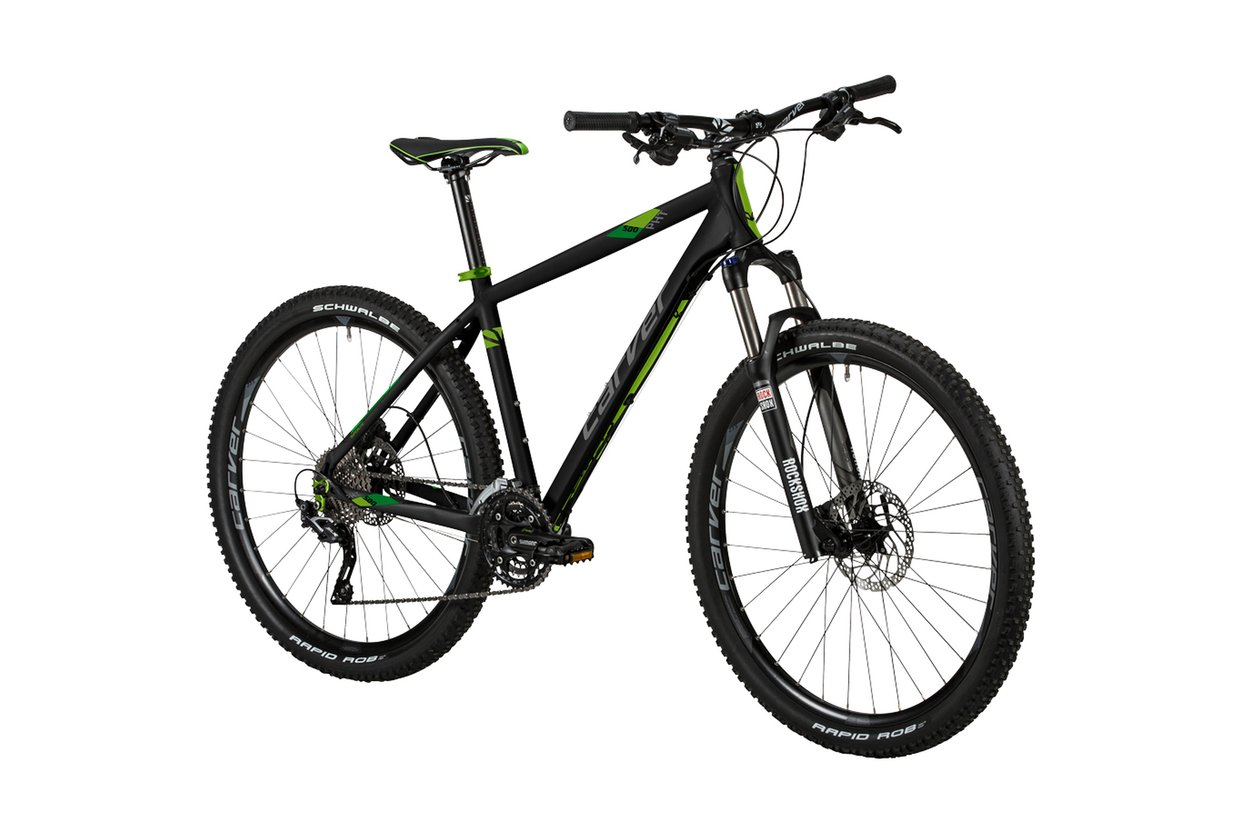 Carver PHT 500 - 2016 - 29 Zoll - Hardtail