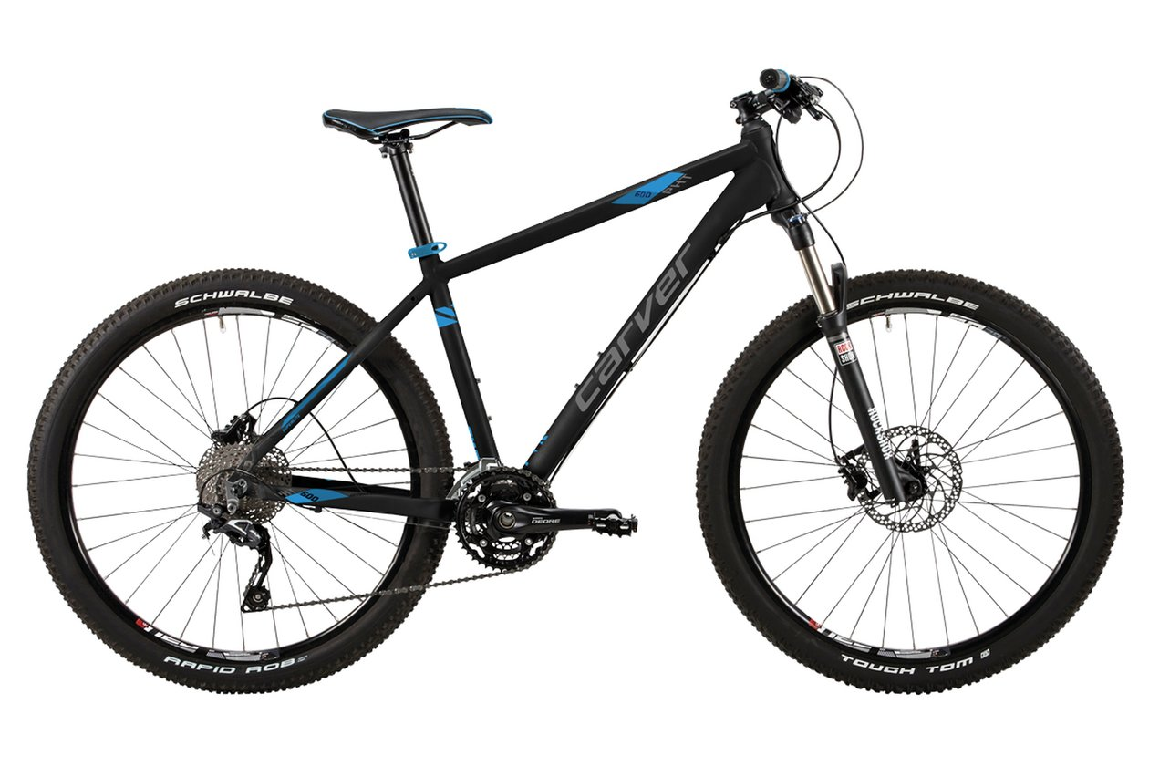 Carver PHT 600 - 2016 - 27,5 Zoll - Hardtail
