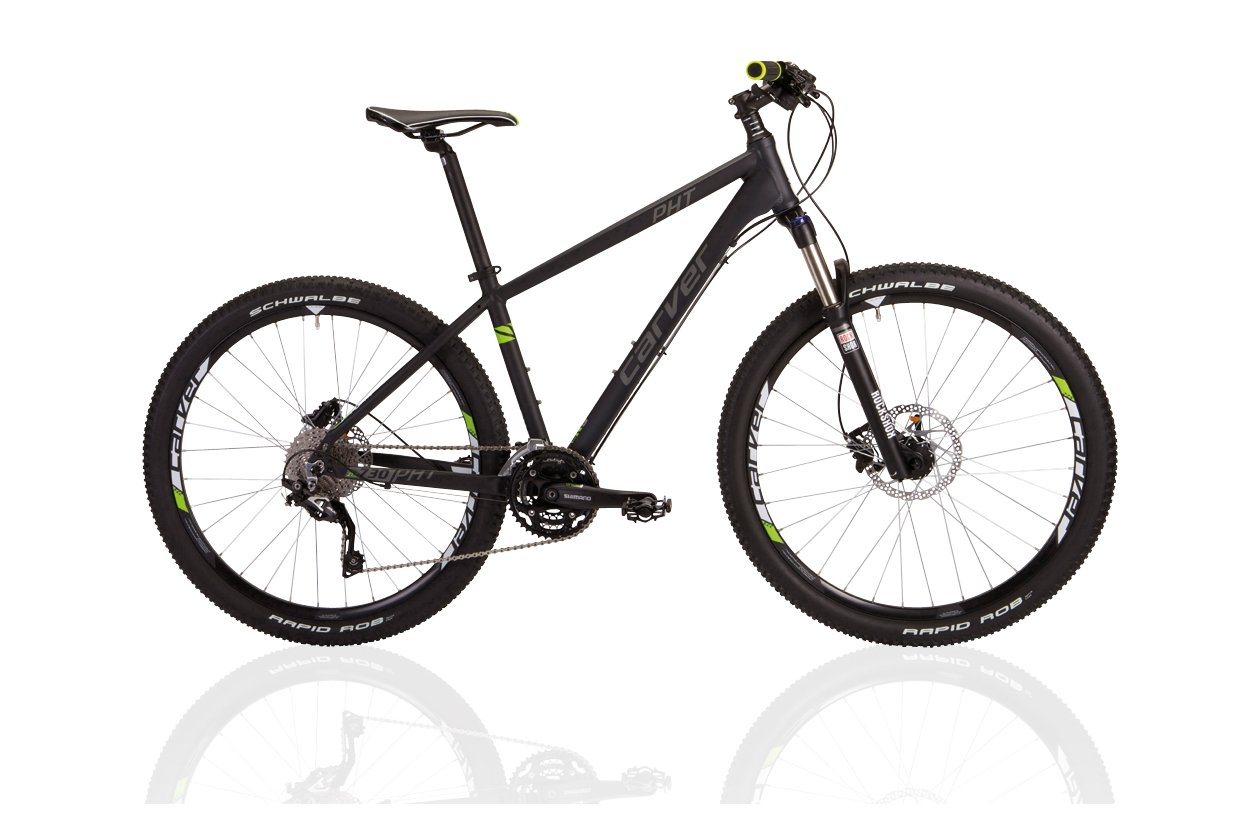 Carver PHT 730 - Auslaufmodell - 27,5 Zoll - Hardtail