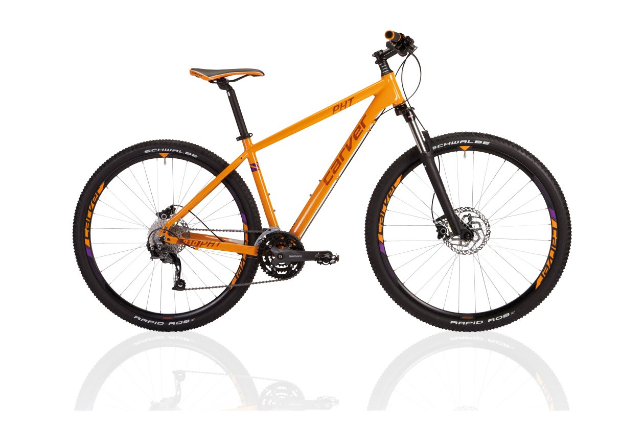 Carver PHT 910 - 2015 - 29 Zoll - Hardtail