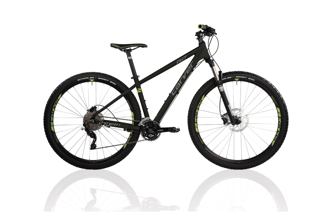 Carver PHT 930 - Auslaufmodell - 29 Zoll - Hardtail