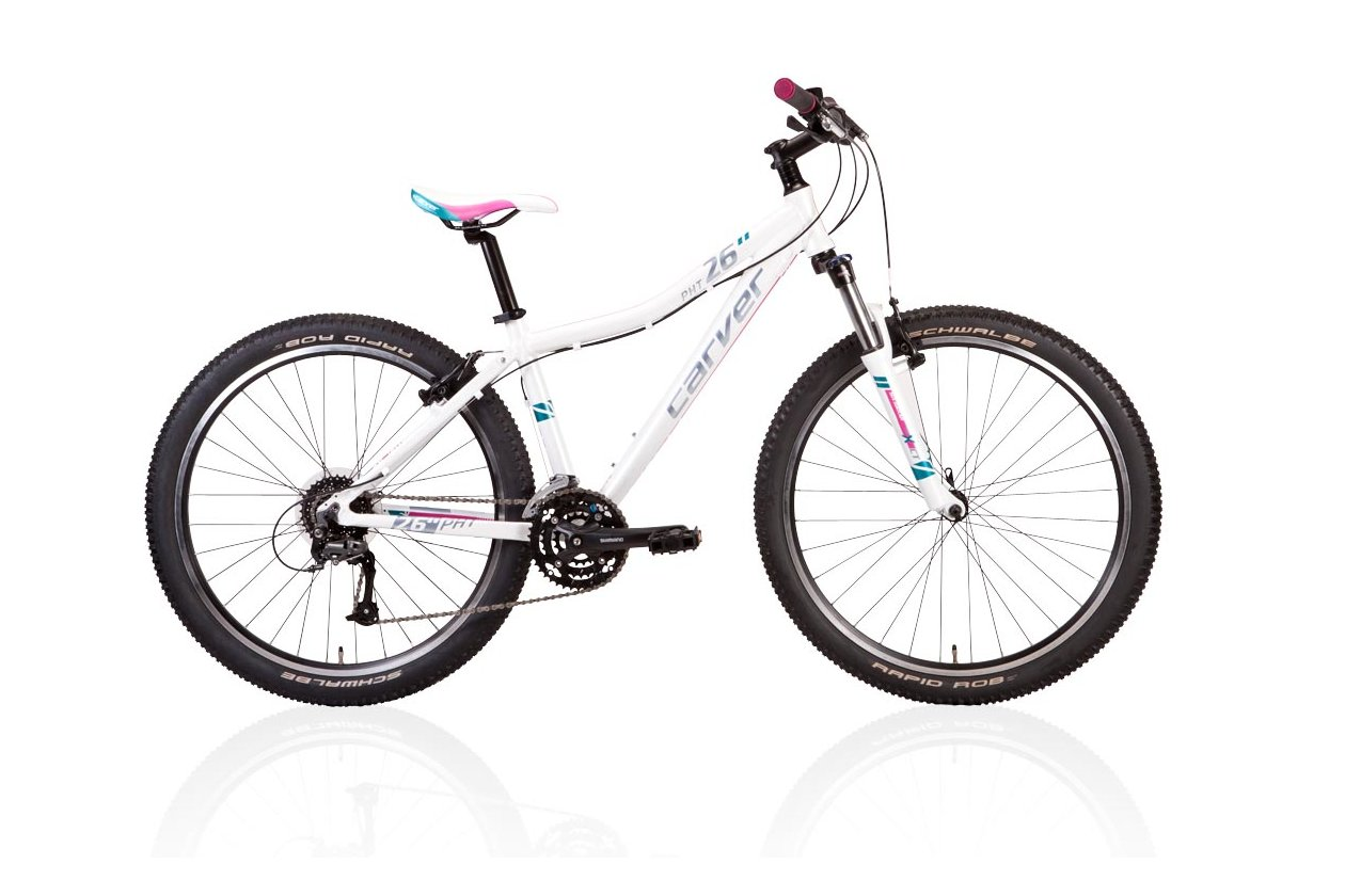 Carver PHT 26 - Auslaufmodell - 26 Zoll - Hardtail