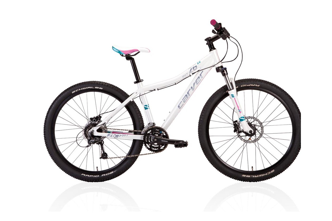 Carver PHT 26 Disc - 2015 - 26 Zoll - Diamant