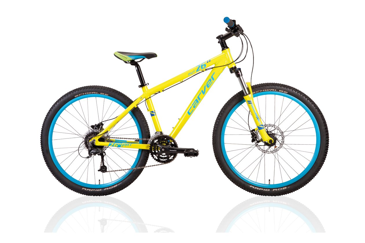 Carver PHT 26 Disc - 2015 - 26 Zoll - Hardtail