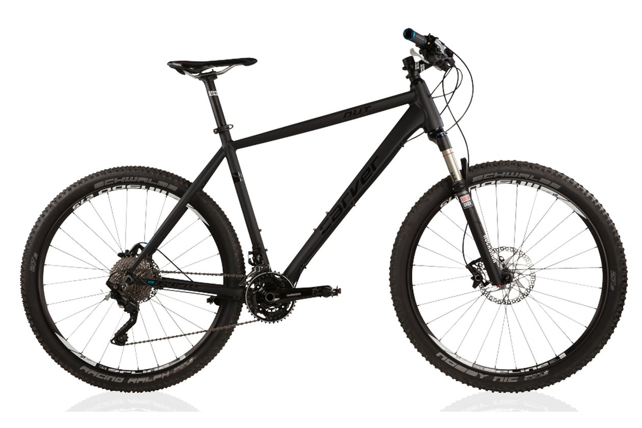 Carver PHT 750 - Auslaufmodell - 27,5 Zoll - Hardtail
