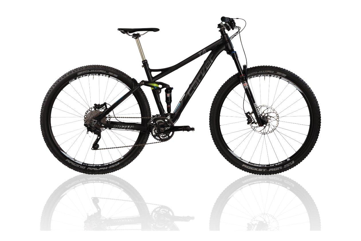 carver transalpin 902 2015 29 zoll 10 fahrrad xxl. Black Bedroom Furniture Sets. Home Design Ideas