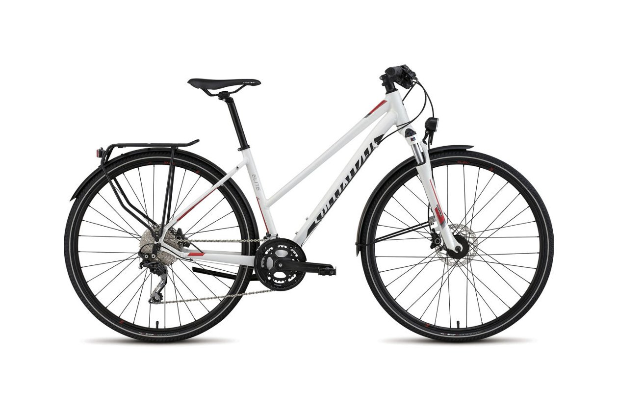 Specialized Crossover Elite Disc Step - 2015 - 28 Zoll - Damen Sport