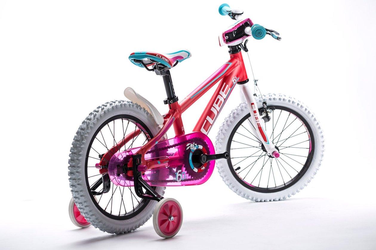 cube kid 160 girl 2016 16 zoll g nstig kaufen fahrrad xxl. Black Bedroom Furniture Sets. Home Design Ideas