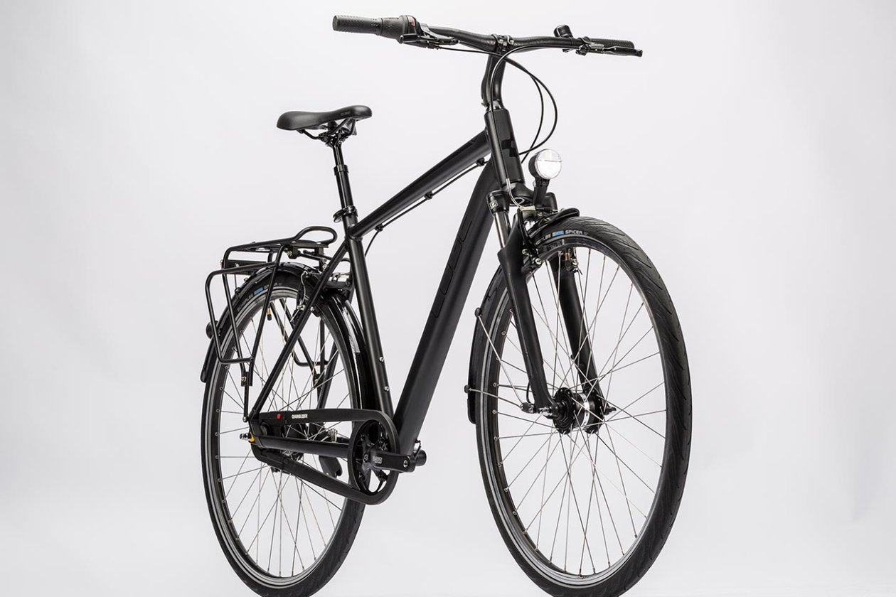 cube town 2016 28 zoll 14 fahrrad xxl. Black Bedroom Furniture Sets. Home Design Ideas