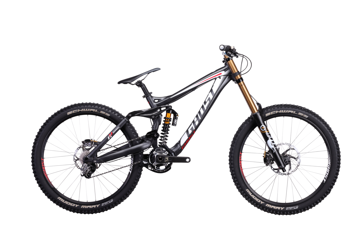 Ghost DH 9000 - 2014 - 26 Zoll - Fully