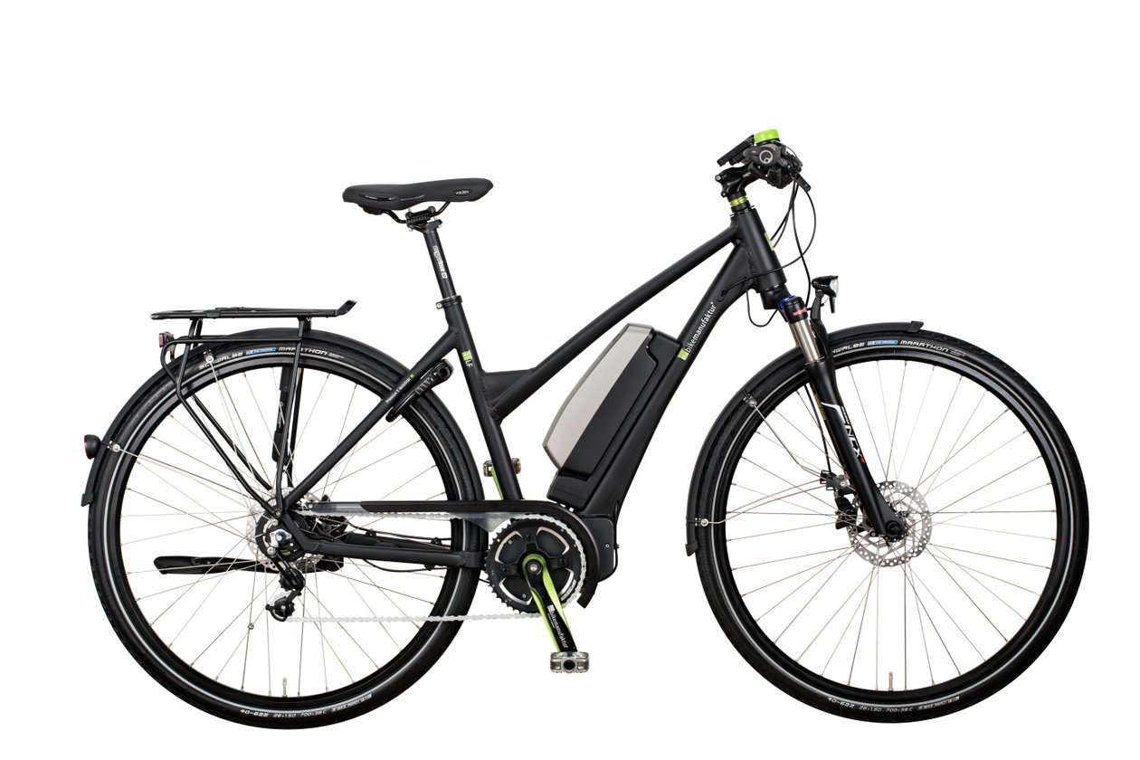 E-Bike Manufaktur 11LF Shimano Alfine Disc - 2016 - 28 Zoll - Damen Sport