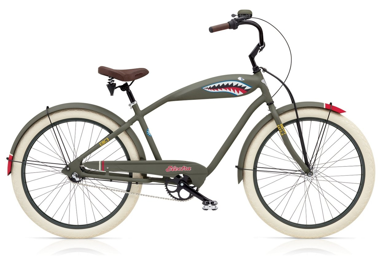 Electra Tiger Shark 3i - 2018 - 26 Zoll - Cruiser