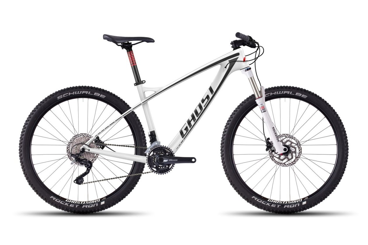 Ghost Nila 3 LC - 2016 - 27,5 Zoll - Hardtail