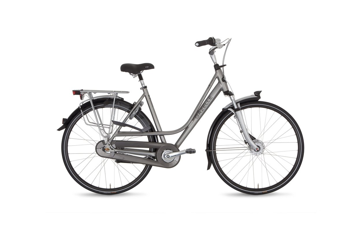 Gazelle Paris Plus R7T - 2014 - 28 Zoll - Damen Tiefeinsteiger