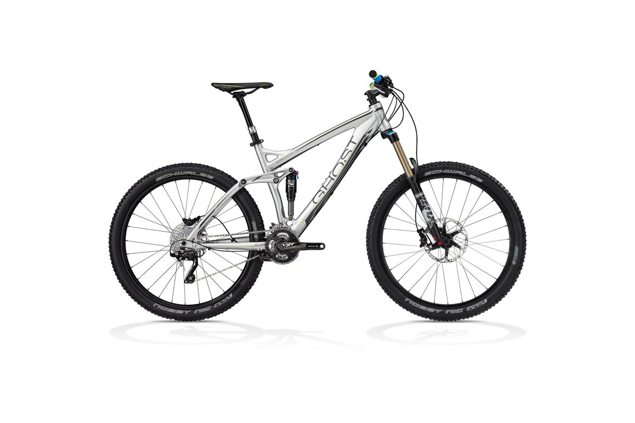 Ghost Cagua 6550 - Auslaufmodell - 27,5 Zoll - Fully