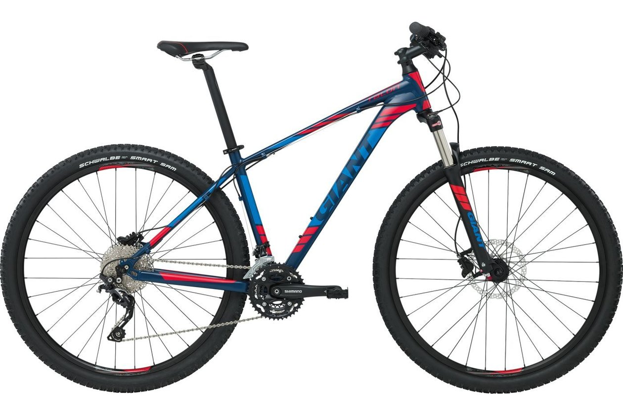 Giant Talon 29er 2 LTD - 2016 - 29 Zoll - Hardtail